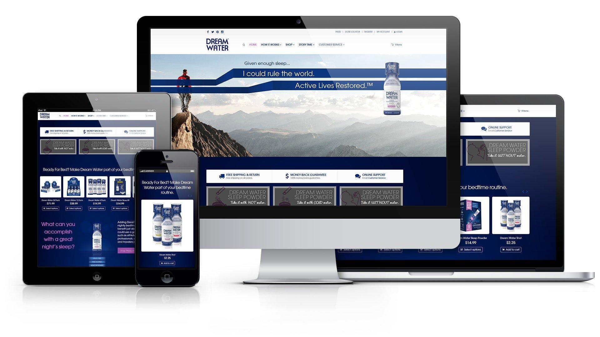 Website Design Vookum