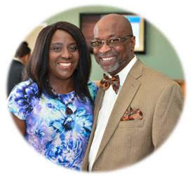 Bishop Whitfield and Lady Jo-Ann Blenman. True Pioneers and Establishmentarians for Solid Rock! We Honor Them!