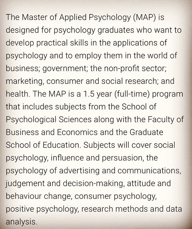 Exciting new course launching at @unimelb School of Psychological Sciences this year!