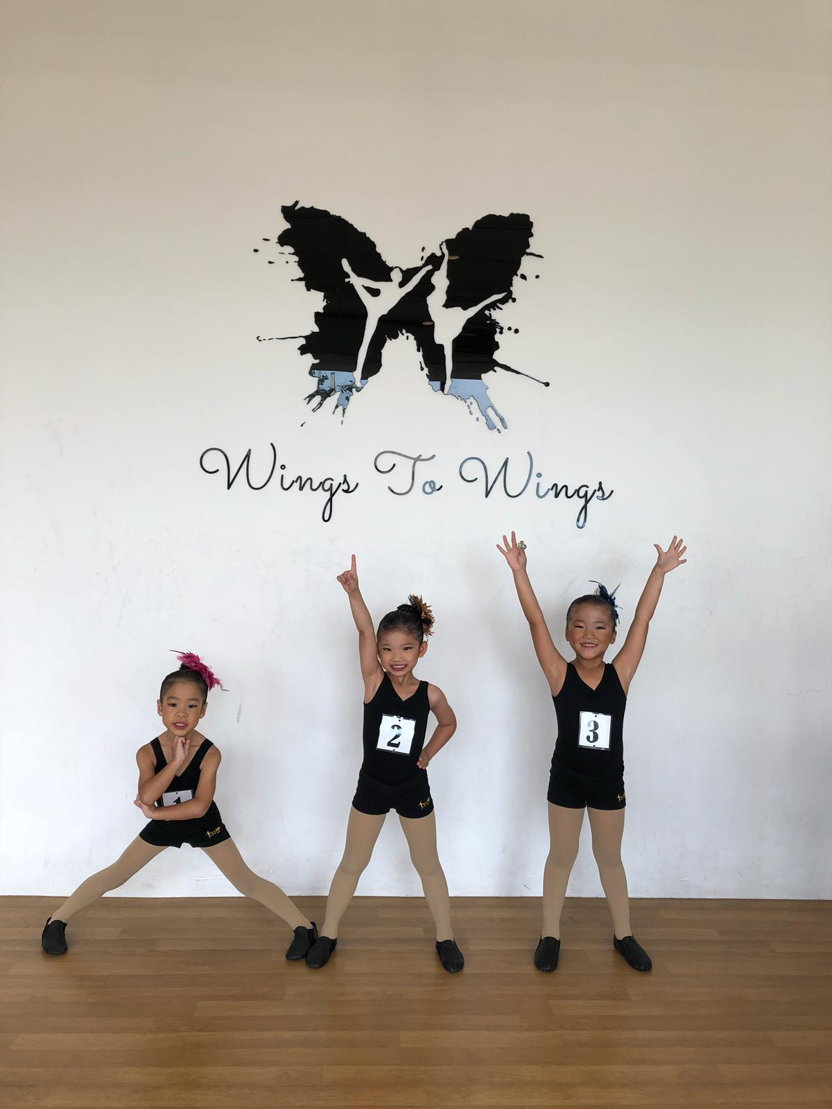 Wings To Wings Ballet Barre Classes Dance Studio Singapore
