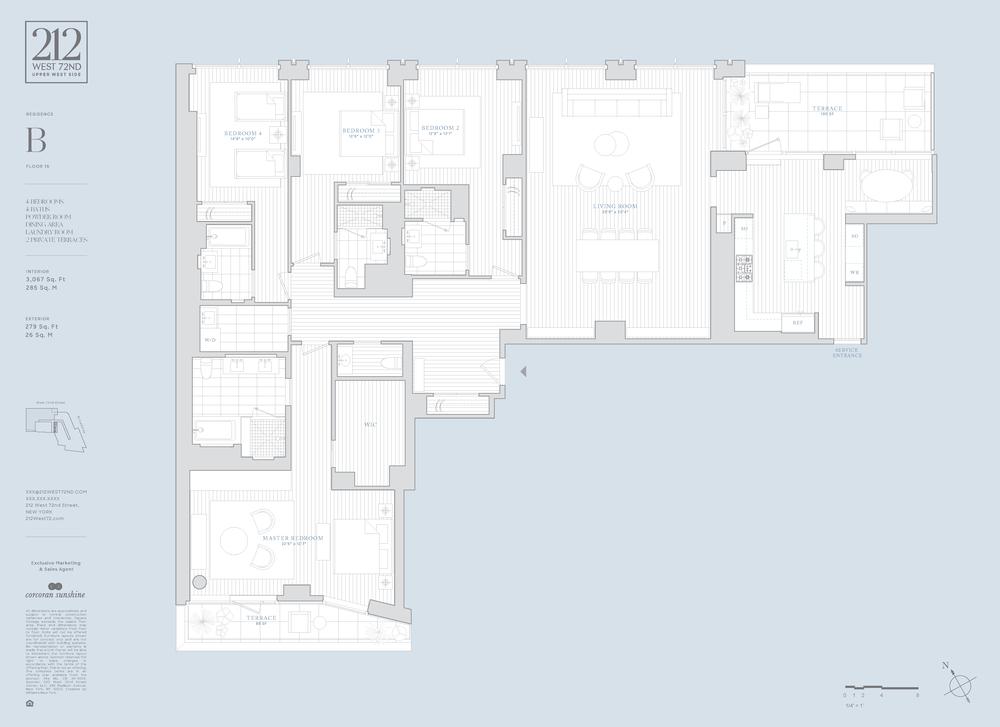 Floor Plan Art Residences Gauche Stud Io
