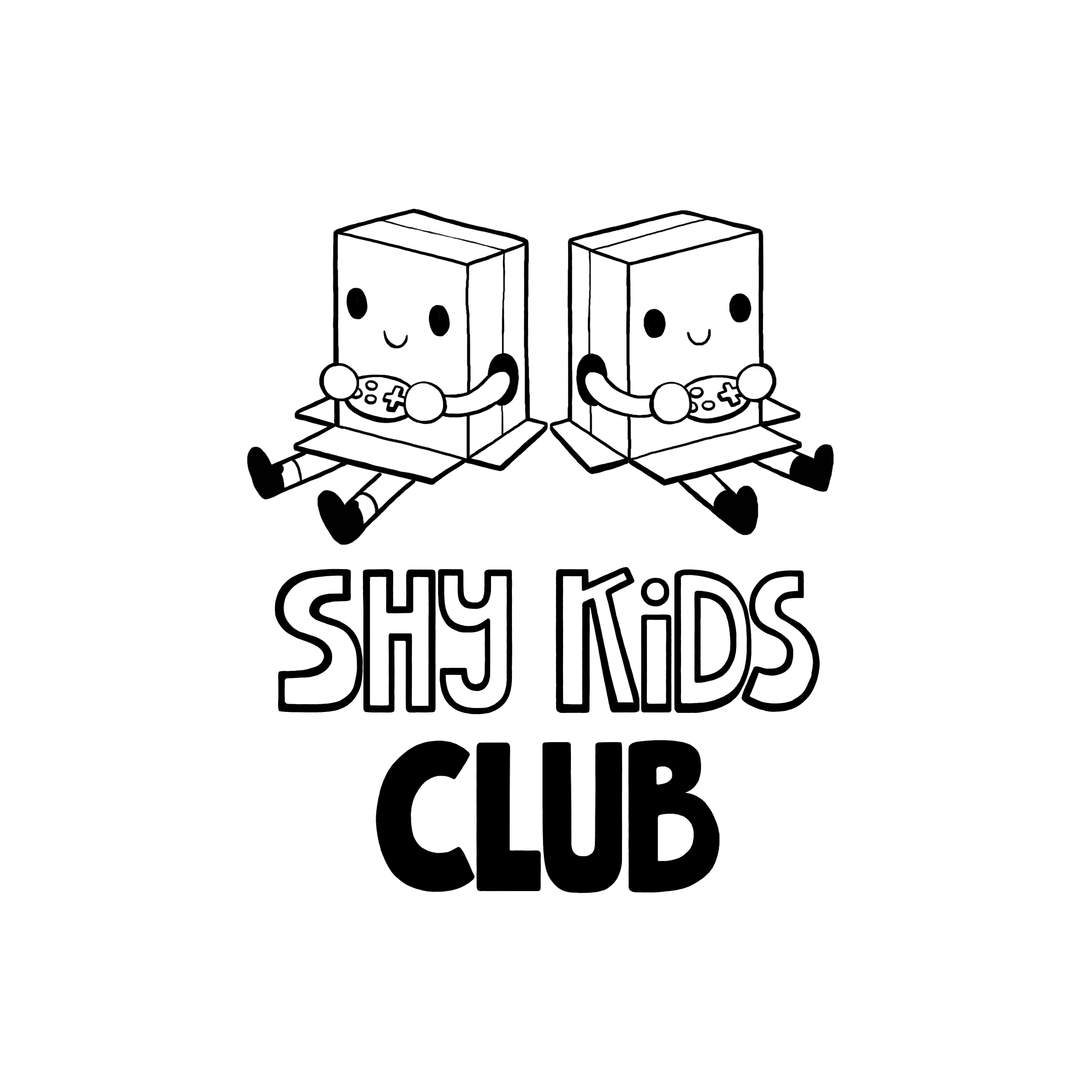 Shy Kids Club - Shy Kids Club is a Husband and Wife indie dev team based in Canberra, Australia.They love playing games together and are making games you can play together too! Games: With Friends Like TheseTwitter: @_shykidsclubWebsite: www.shykidsclub.com