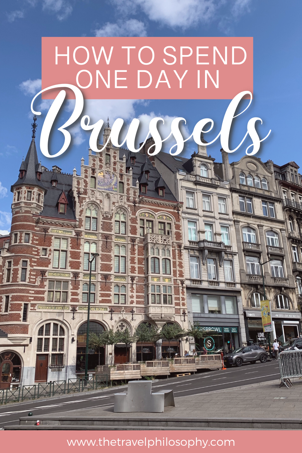 How to Spend One Day in Brussels