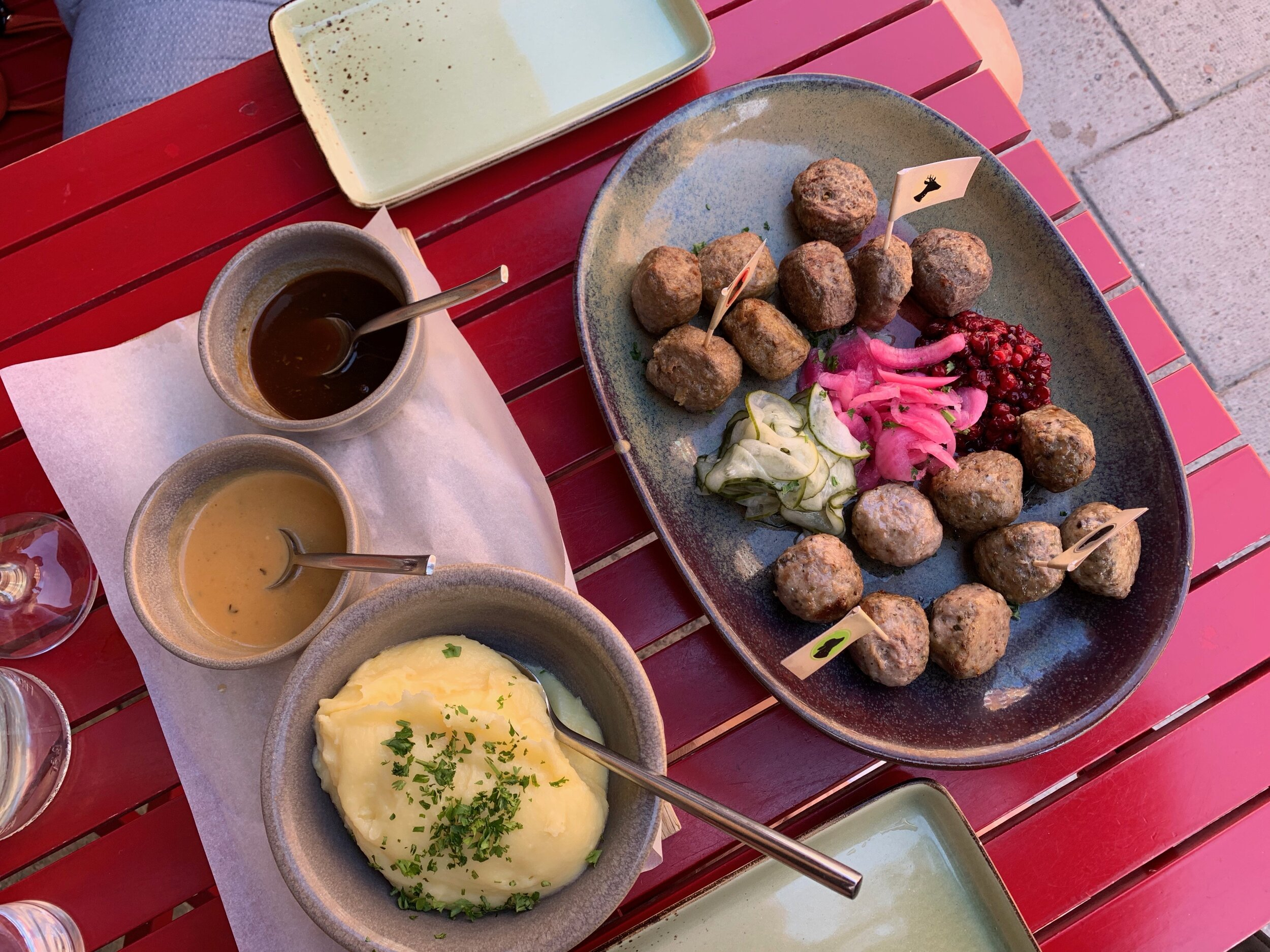 Meatballs for the People - Stockholm