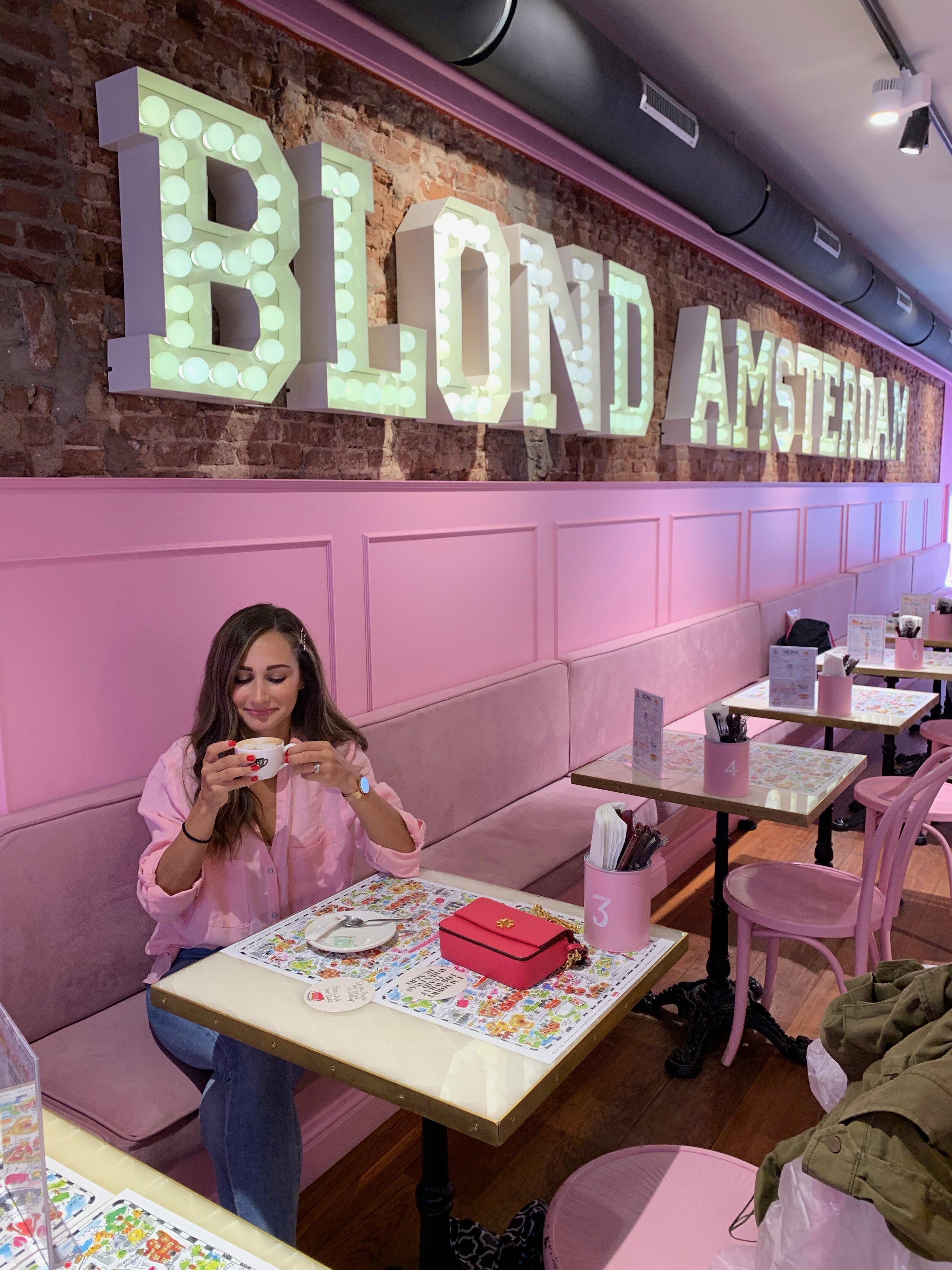 De Pijp Cafe - Blond Amsterdam