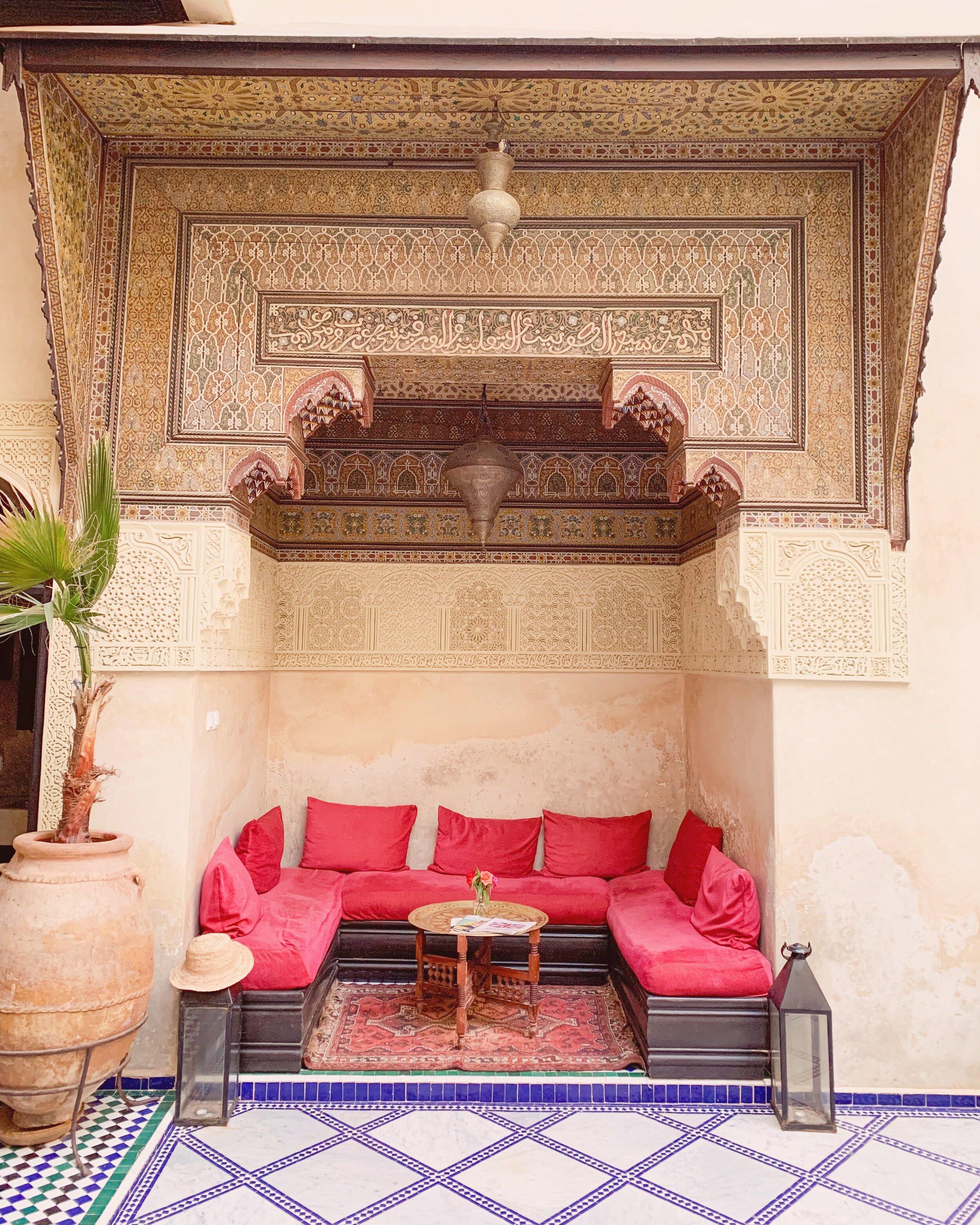 Ryad Boustane Marrakech