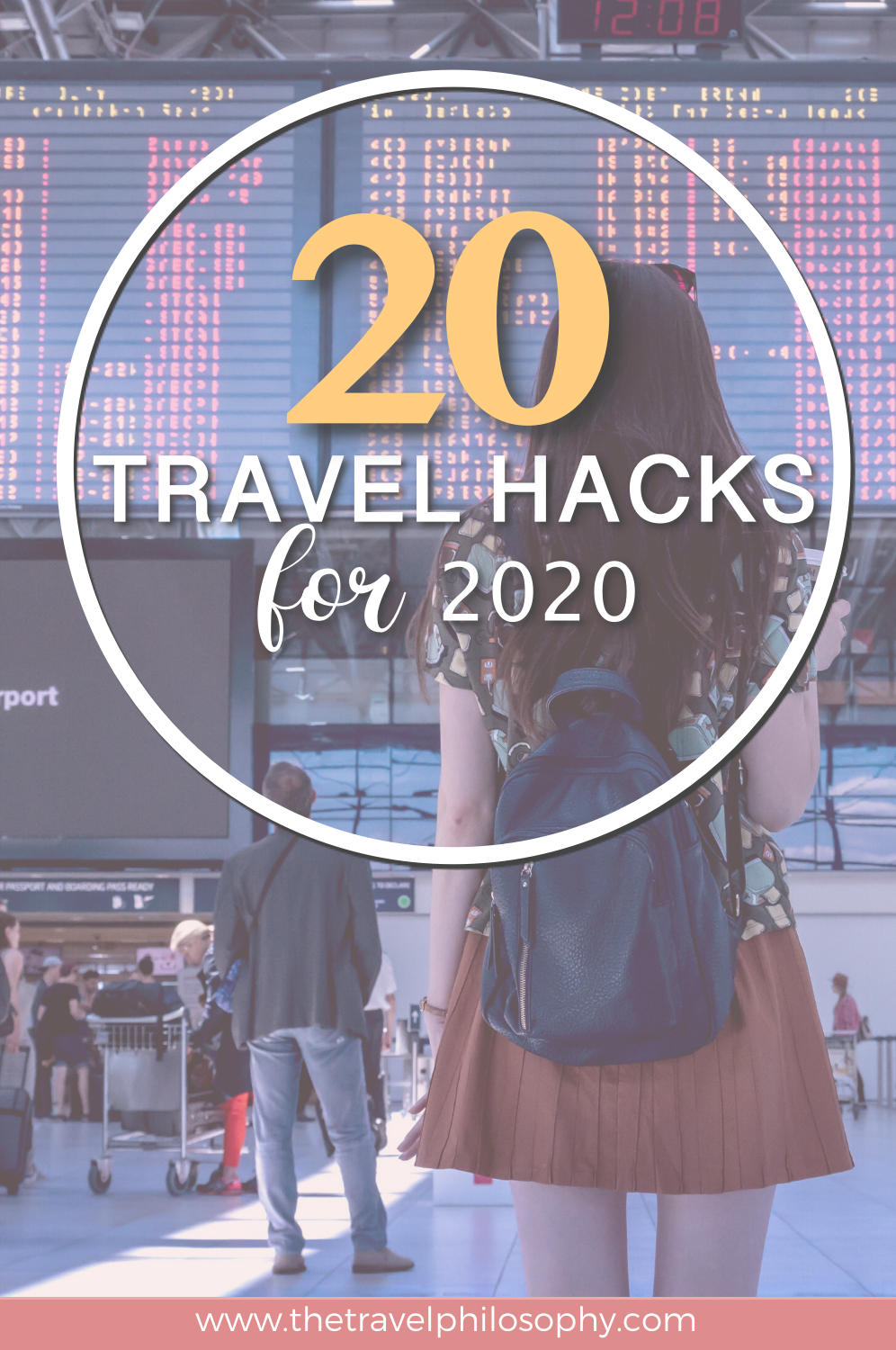20 Travel Hacks for 2020