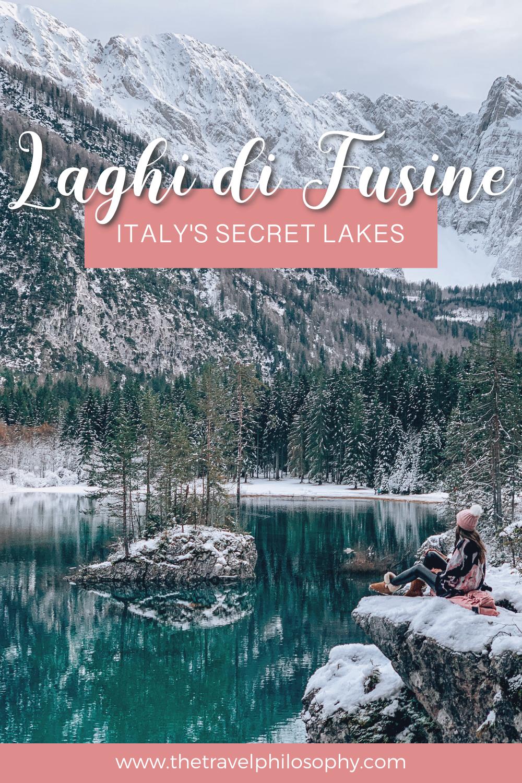 Laghi di Fusine, Italy's secret lakes