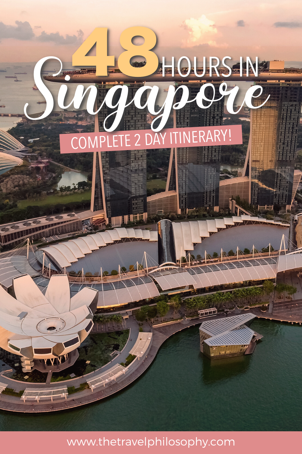 48 Hours in Singapore Itinerary