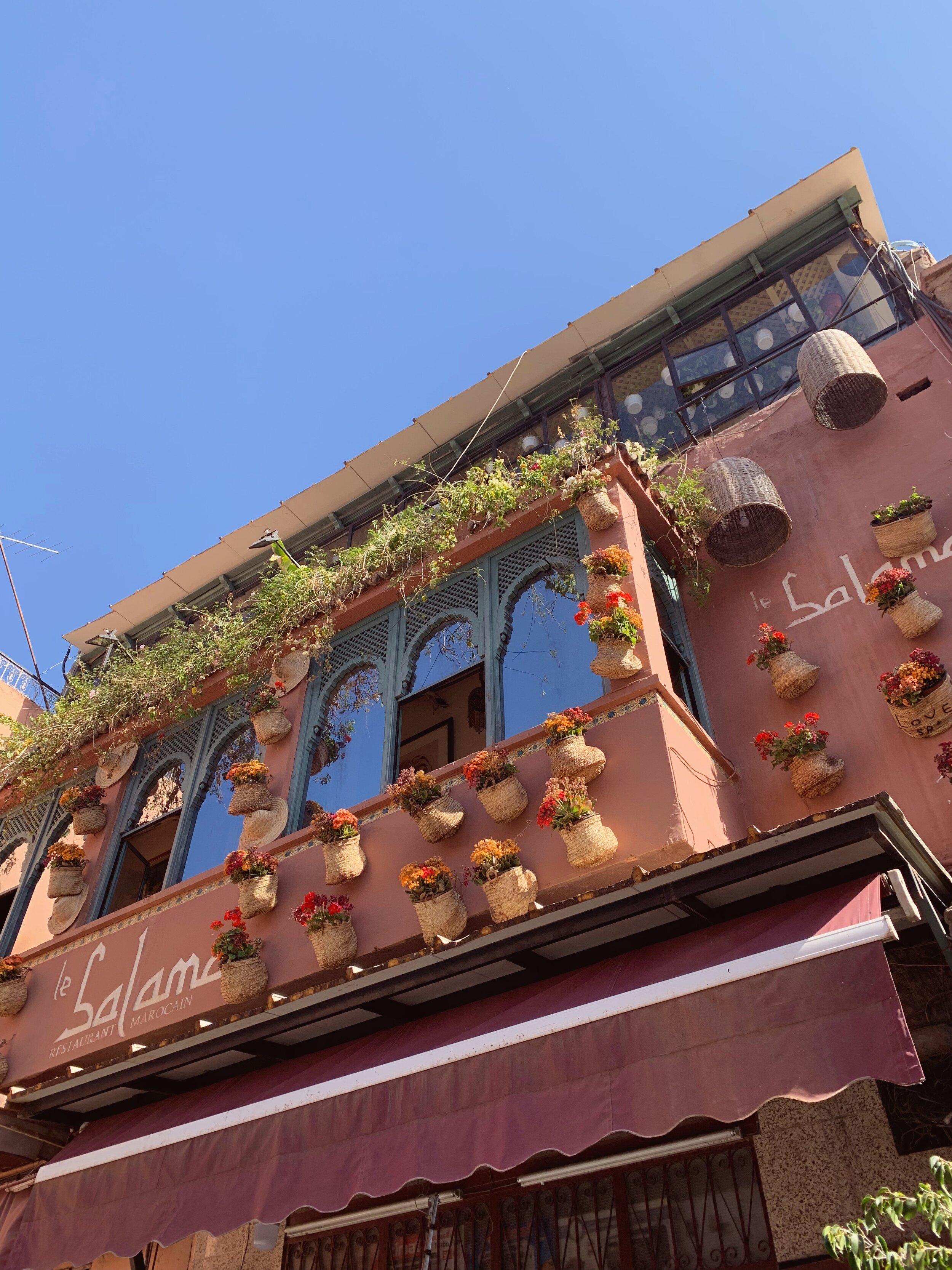 Le Salama Marrakech Morocco