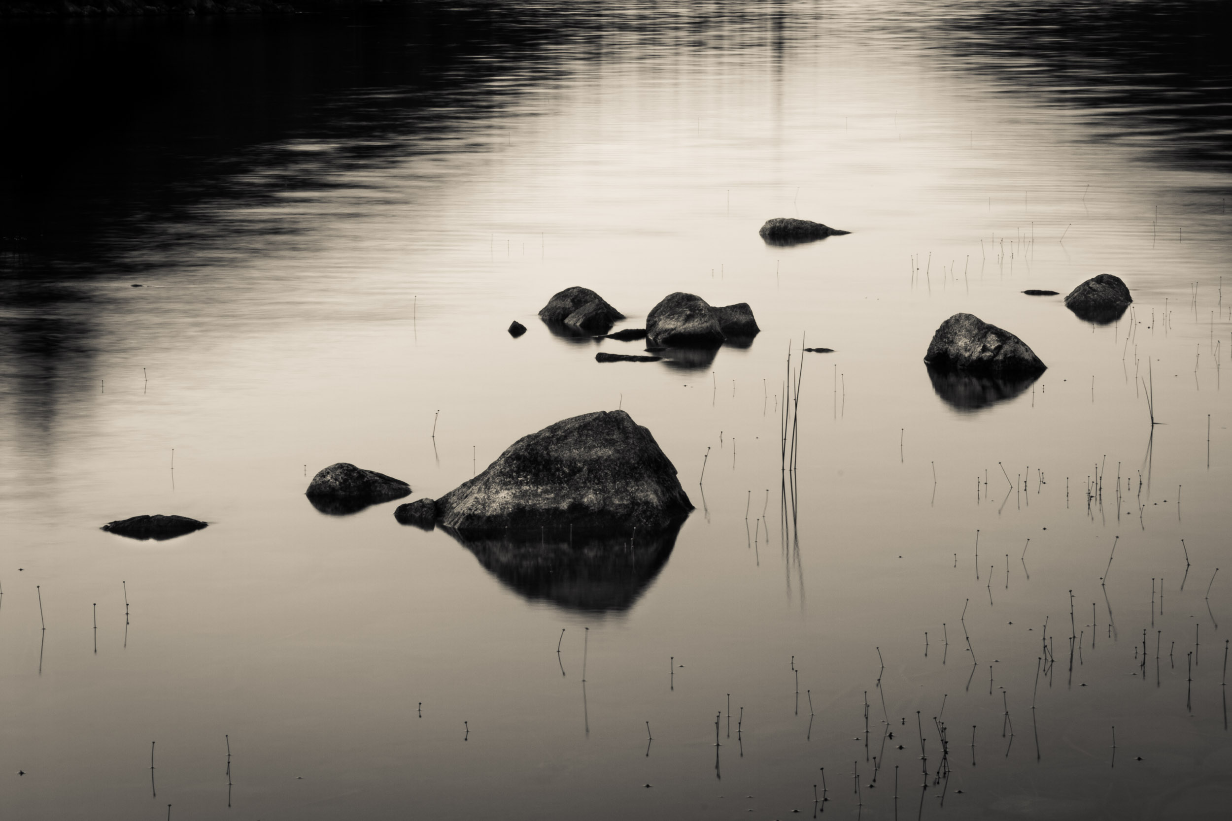 Jordan Pond, Acadia National Park, Mount Desert, Maine   8733