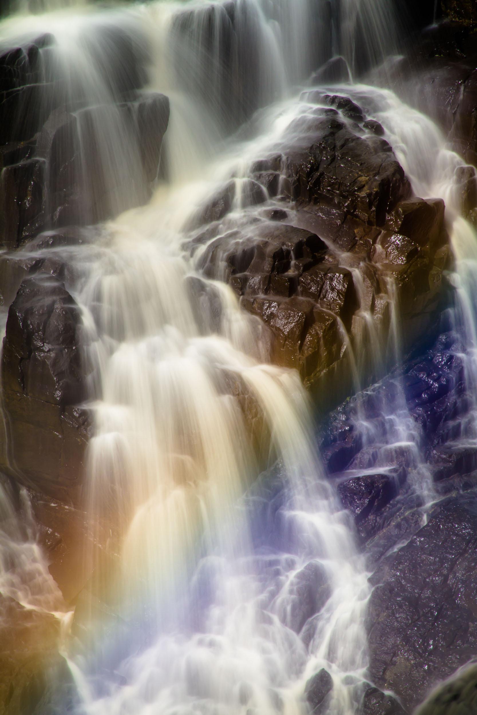 High Falls on the Pigeon River, Minnesota   8388