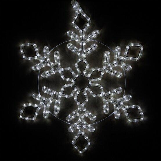 Snowflake - Cool White Diamonds.jpg