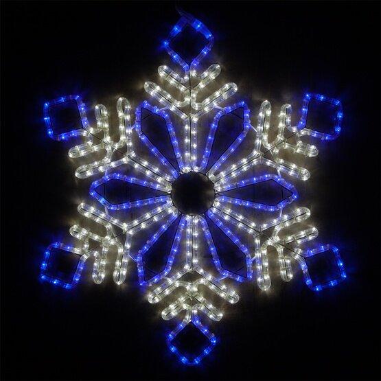 Snowflake 2 Blue White.jpg