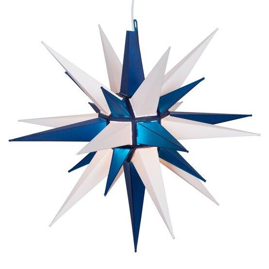 Moravian Star - White Blue.jpg