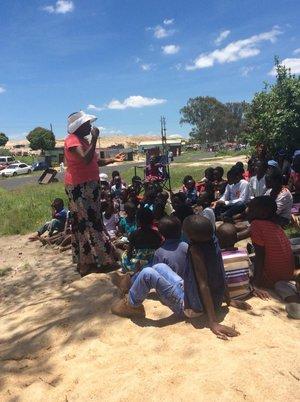 ZIMBABWE ARC