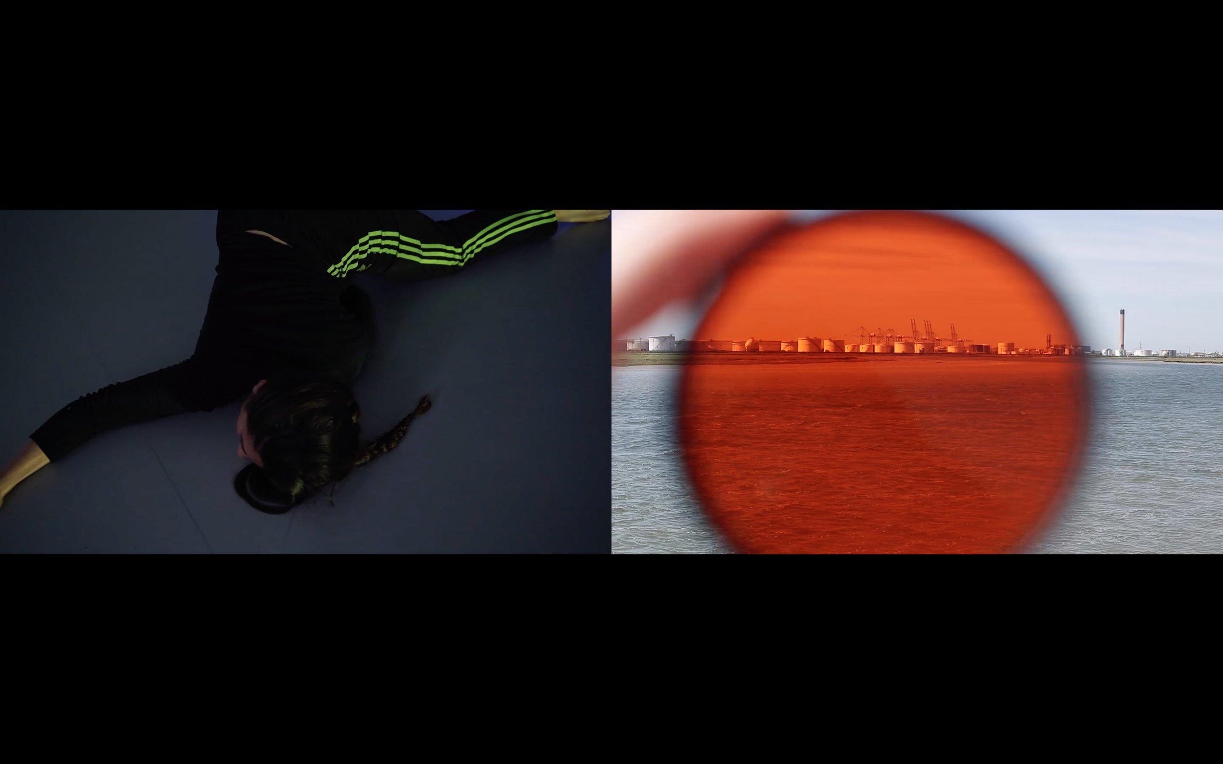Video still. Courtesy of the Artist