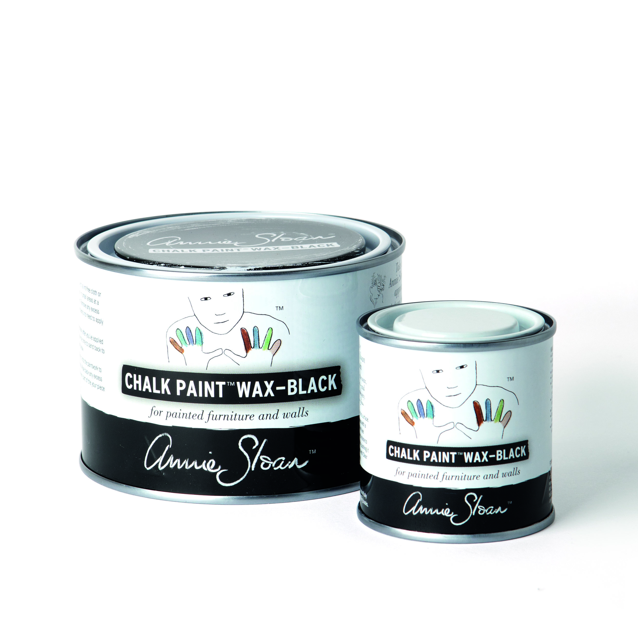 Black Chalk Paint Wax Nestings Home Decor Gifts Co