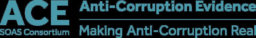 SOAS ACE Consortium logo Making Anti-Corruption Real