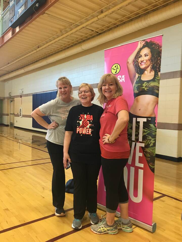 New Year's Day Zumba at the Rec in Longmont