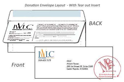 Donation Envelope - Print