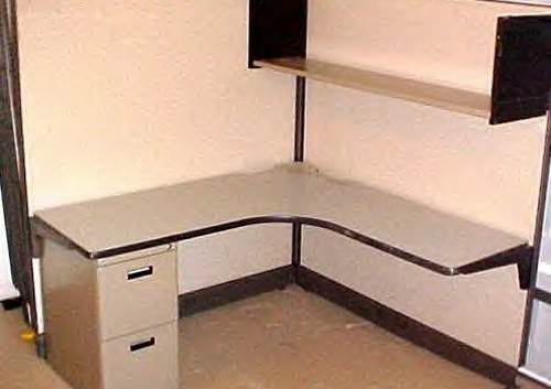 Haworth Cubicle Workstations