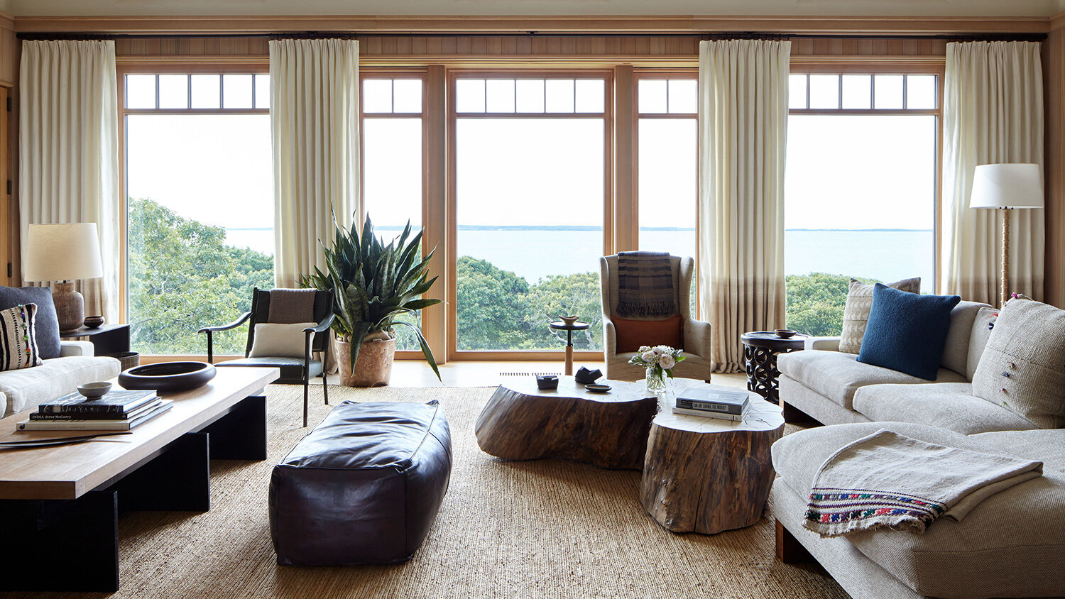 Terri Ricci Interiors - Living Room Design
