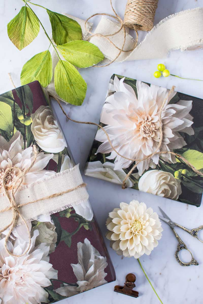 dark-floral-gift-wrap-with-packages-portrait-by-crafted-to-bloom.jpg