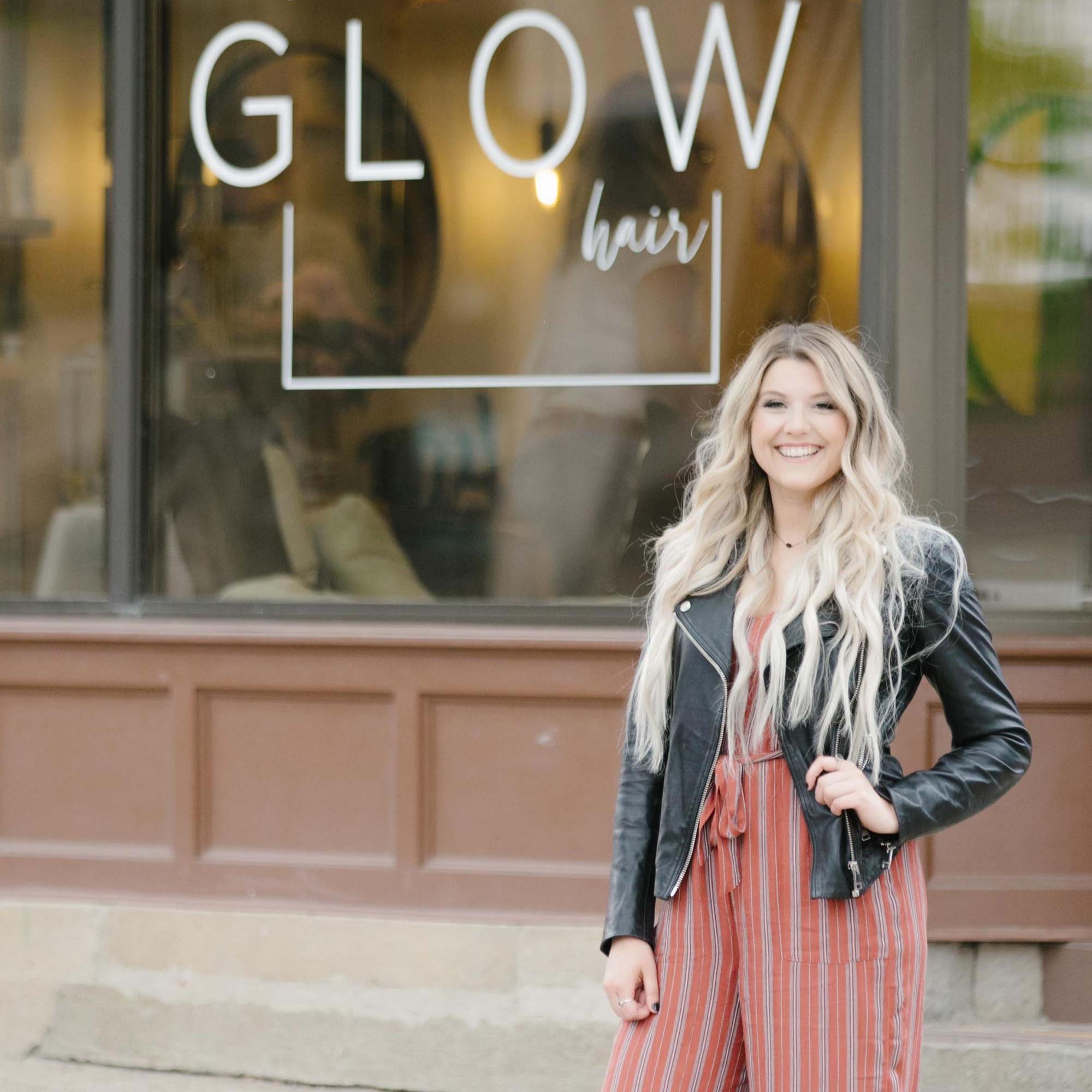 JILLIAN FALCONER - Owner, Glow Hair
