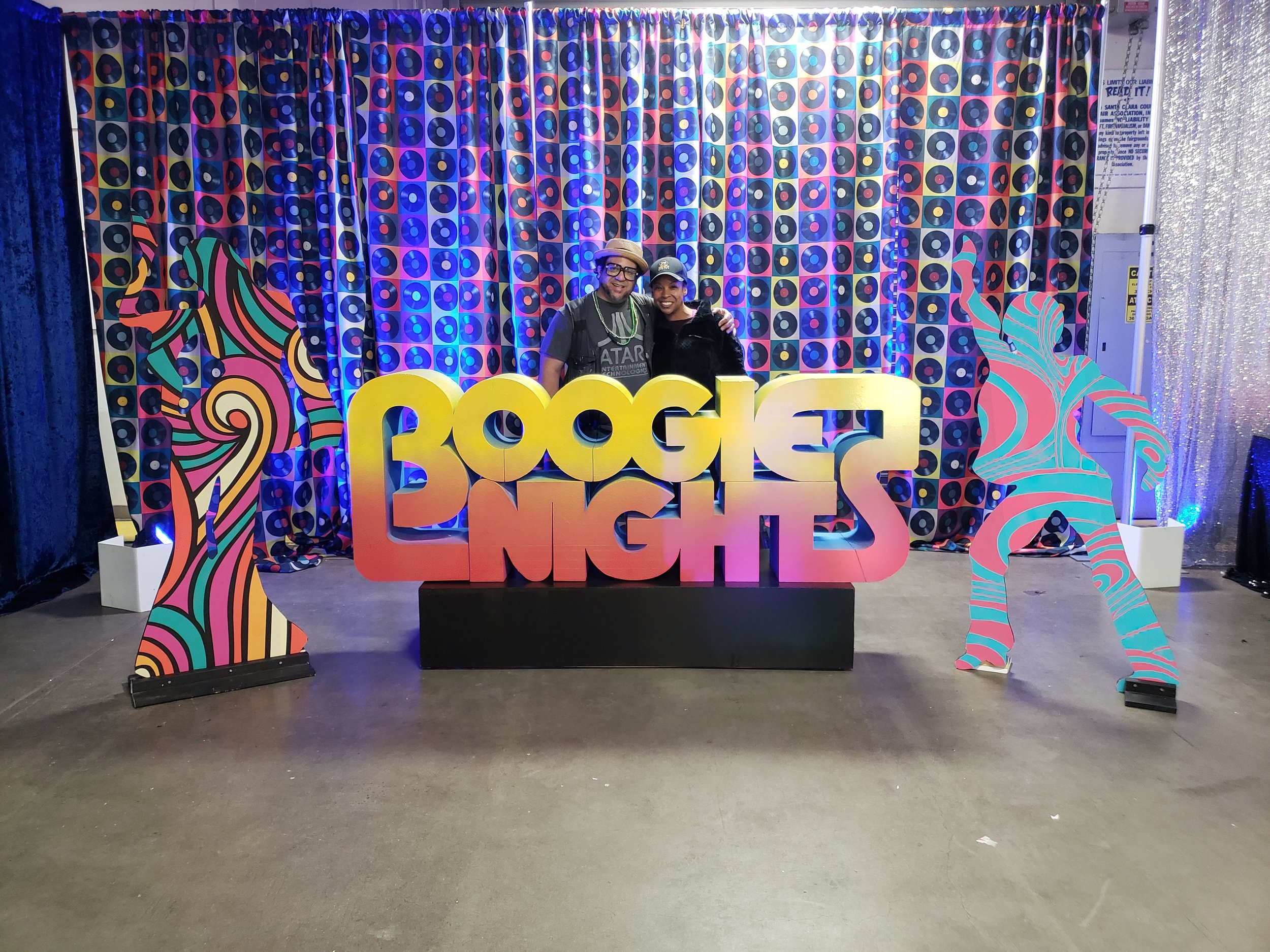 5' x 3' Boogie Nights, Disco Lady and Disco Guy Cut Outs.jpg