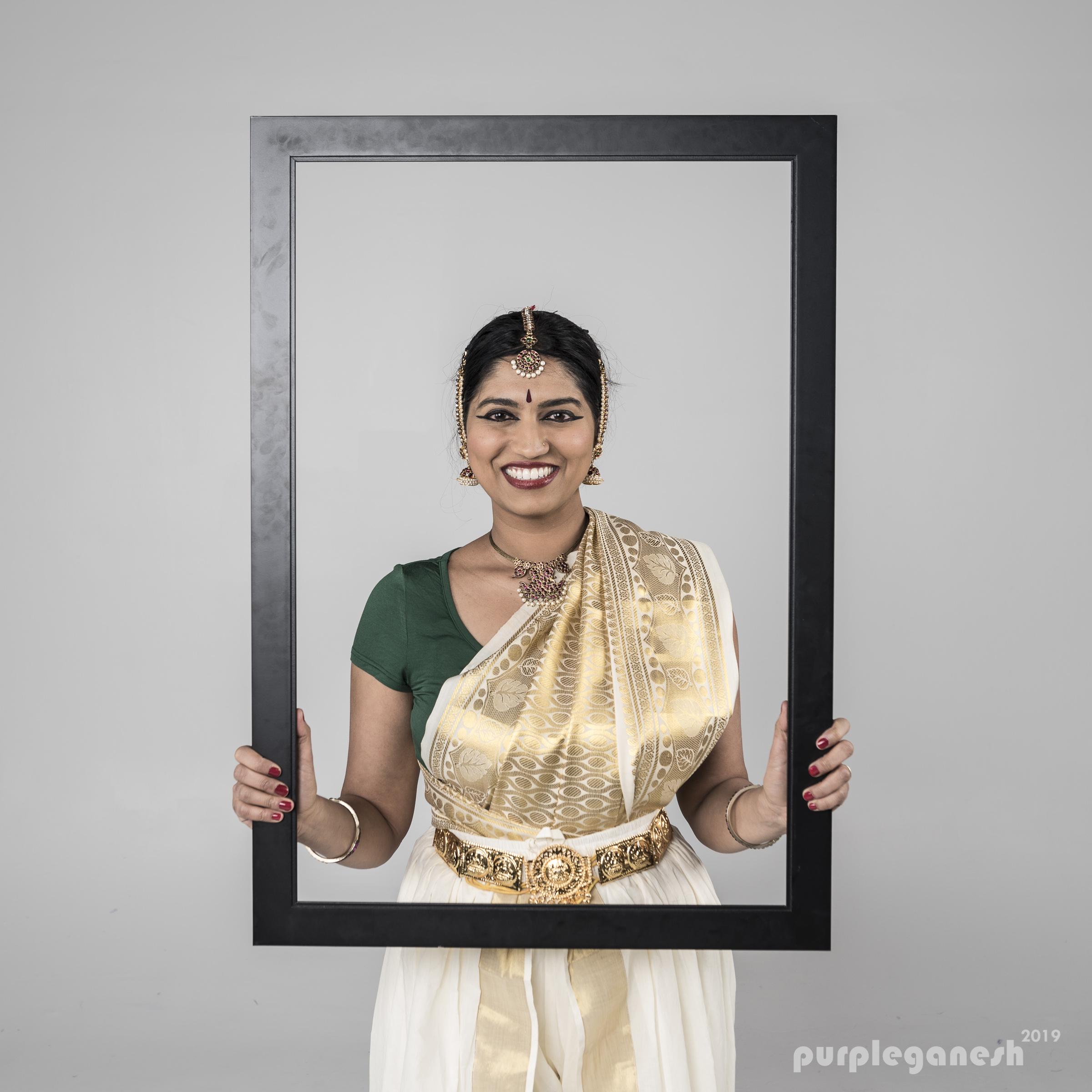 "Dr. Gowri Vijayakumar - started learning Bharatanatyam as a child in Andover from Purnima Gururaja. She pursued further training under Guru Narmada (Bangalore, India); the Dhananjayans, and Katherine Kunhiraman. As an adult, she continued training with Gururaja in Bangalore, India. She has performed in the productions ""Belaku Kanda Balakaru"" and ""Shivotsavam,"" with the Dhananjayans in ""Satyam Sivam Sundaram,"" and in community performances with Katherine Kunhiraman's Kalanjali Dance School."