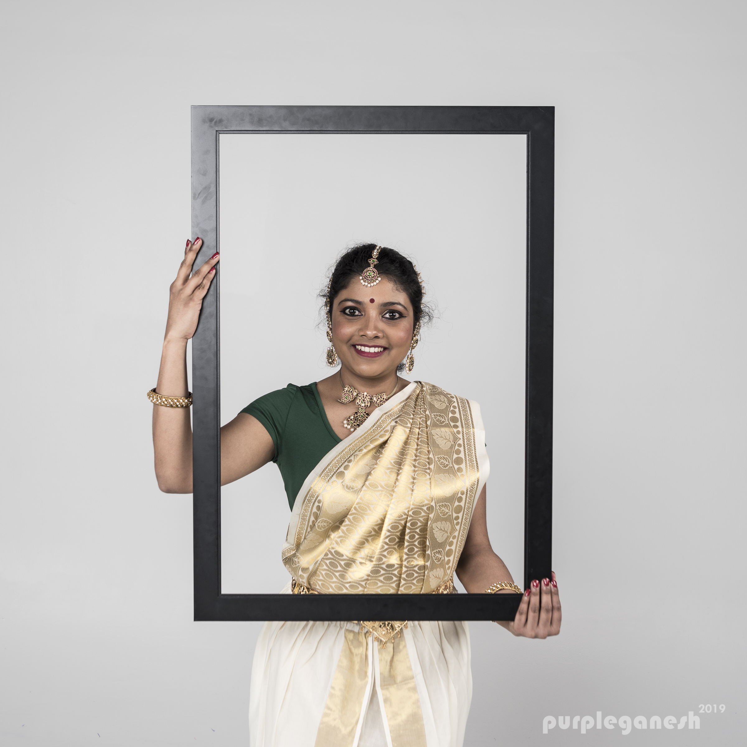 Kavya Prasad - started learning Bharatanatyam at the age of 7 under the tutelage of Smt. Kamakshi Jayaraman at Shivanjali School of Dance and later under the guidance of Smt. Lavanya Sankar at Abhayasa Academy, Coimbatore. She has performed in various distinguished forums such as the Namami Gange Anthem, a Government of India Project. She continues to actively perform in India.