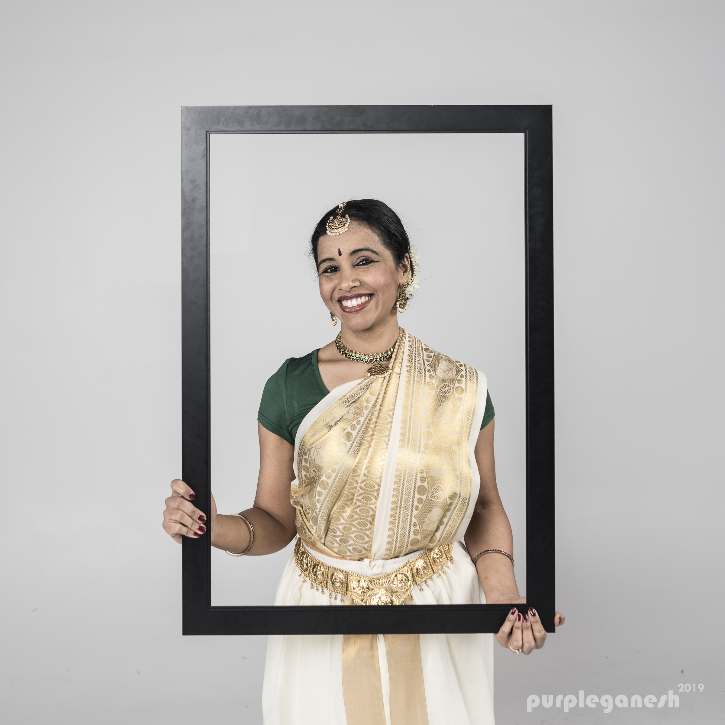 Dr. Smitha Radhakrishnan - (Artistic Director) founded NATyA in 2015 after three decades of training and performance. Born and raised in the U.S., she has trained continuously with prominent Bharatanatyam teachers in the U.S. and India since age 5, including Asha Gopal (Phoenix), Katherine Kunhiraman (Berkeley), Padmini Ravi (Bangalore), Girija Chandran (Thiruvananthapuram), Prakriti Bhaskar (Mumbai) and Chitra Chandrasekar Dasarathy (Bangalore). She has performed in professional solo and group productions all over the United States. In South Africa, she has performed and taught with the Surialanga Dance Company of Durban. In 2003, she co-founded NATyA Dance Company with fellow dancer Vallari Shah. Over the next four years, they performed over 80 shows all over the California Bay Area, including four original productions. Since 2008, Smitha has been training in Bharatanatyam, contemporary dance forms, and Indian martial arts while performing with Navarasa Dance Theater. She currently serves on the Navarasa board and continue to train in Mysore style Bharatanatyam with Dr. Sindhoor.
