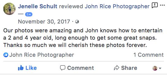 Happy Client Review