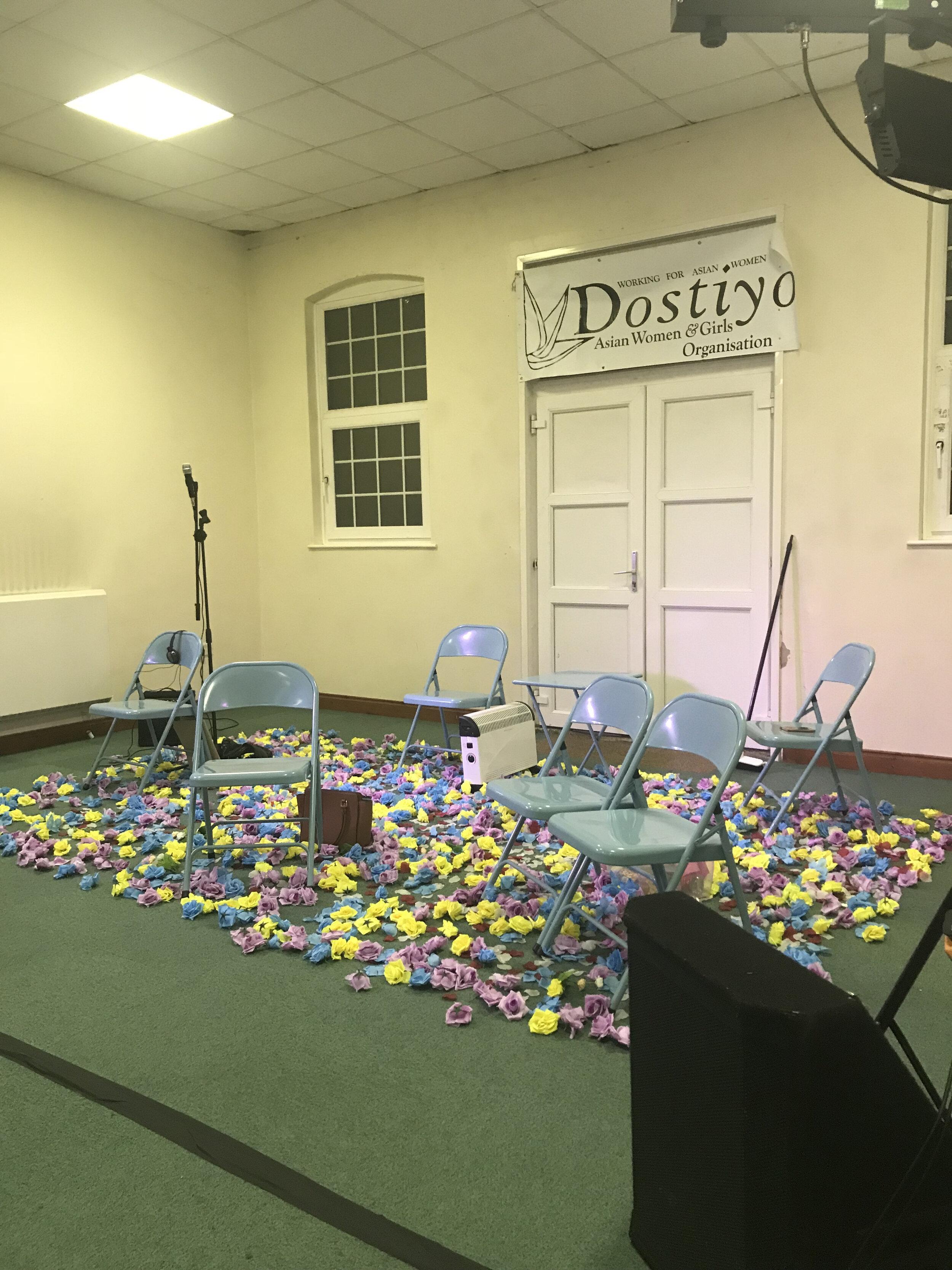 Stage set for Divided at Dostiyo.jpg