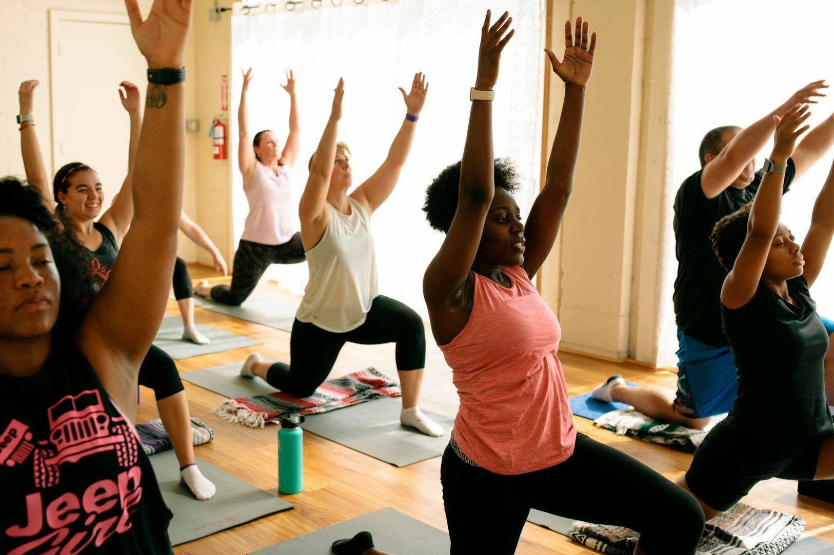 Welcome! - At The Yoga Room we make yoga approachable, affordable and fun. Each class is led by a certified yoga instructor who sees the vibrancy and strength in each person who enters our doors.Stop on by. We can't wait to meet you!