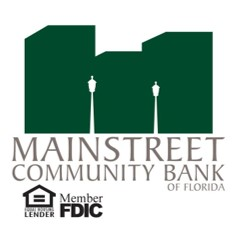 MAINSTREET COMMUNITY BANK    Mainstreet Community Bank is a partner to the community and supports both MainStreet DeLand Association and The Rotary Club without hesitation.