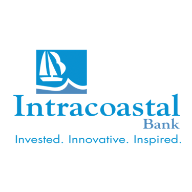 INTRACOASTAL BANK   Intracoastal Bank invites you to experience the difference with a locally owned and operated community bank.