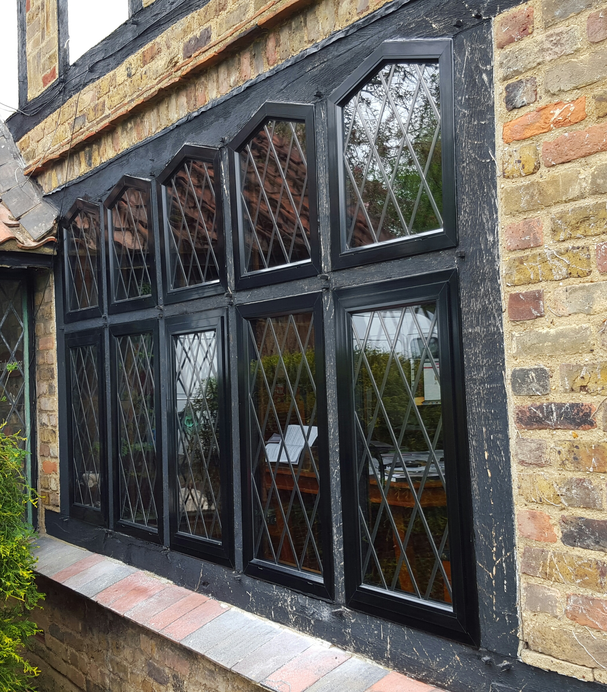 UPVC or Aluminium Windows - Making the decision between UPVC or Aluminium for your windows is an important one, to ease the difficulty of this choice please see the key differences and features of each product below:Aluminium- Aluminium is a stronger material meaning it can support a larger glass surface area hence larger windows are often aluminium framed.- Aluminium windows have slimmer profiles which achieves a more minimalist and modern look.- Aluminium windows offer a greater design flexibility as there is larger range of colours and design specifications.- Once powder-coated, aluminium is extremely durable.UPVC- UPVC windows are normally easier to maintain, often they can be wiped clean.- UPVC windows normally has a higher insulation rating (A to A+) due to its multi-chamber design.- UPVC tends to be less expensive in comparison.