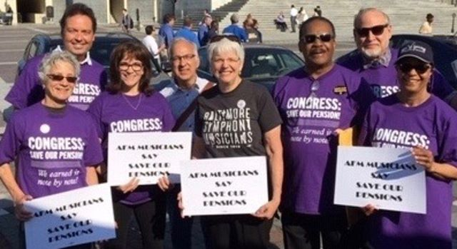 No Sweat Union made & printed T-shirts supporting pension rights for musicians. Special thanks to David Graf, TCMU Local 30-73