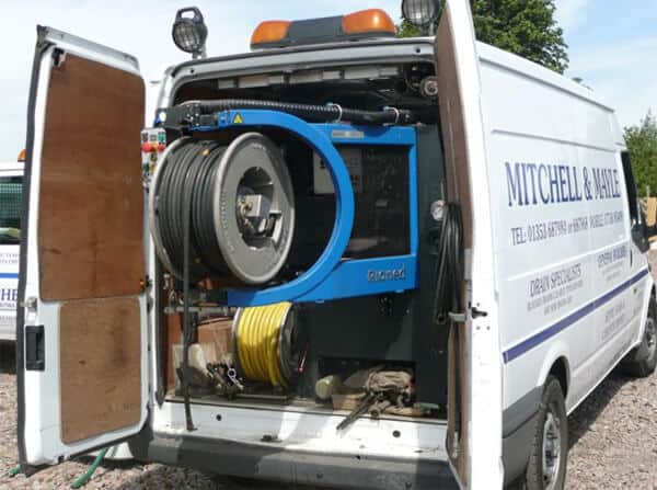 Protect your property with specialist drain cleaning - A blocked drain can be more than just an unsightly nuisance. It can result in flooding and damage to your home or business. In our 27 years in business, the team at Mitchell & Mayle have seen it all and know how to deal with a broken or blocked drain. We offer rapid response emergency drain solutions in Ely, Cambridge and the surrounding areas. Our drainage services are available for small jobs at home or larger contracts in the commercial world. We are High Pressure Water Jetting Qualified with the National Drainage Academy, so you know we will do a first class job.