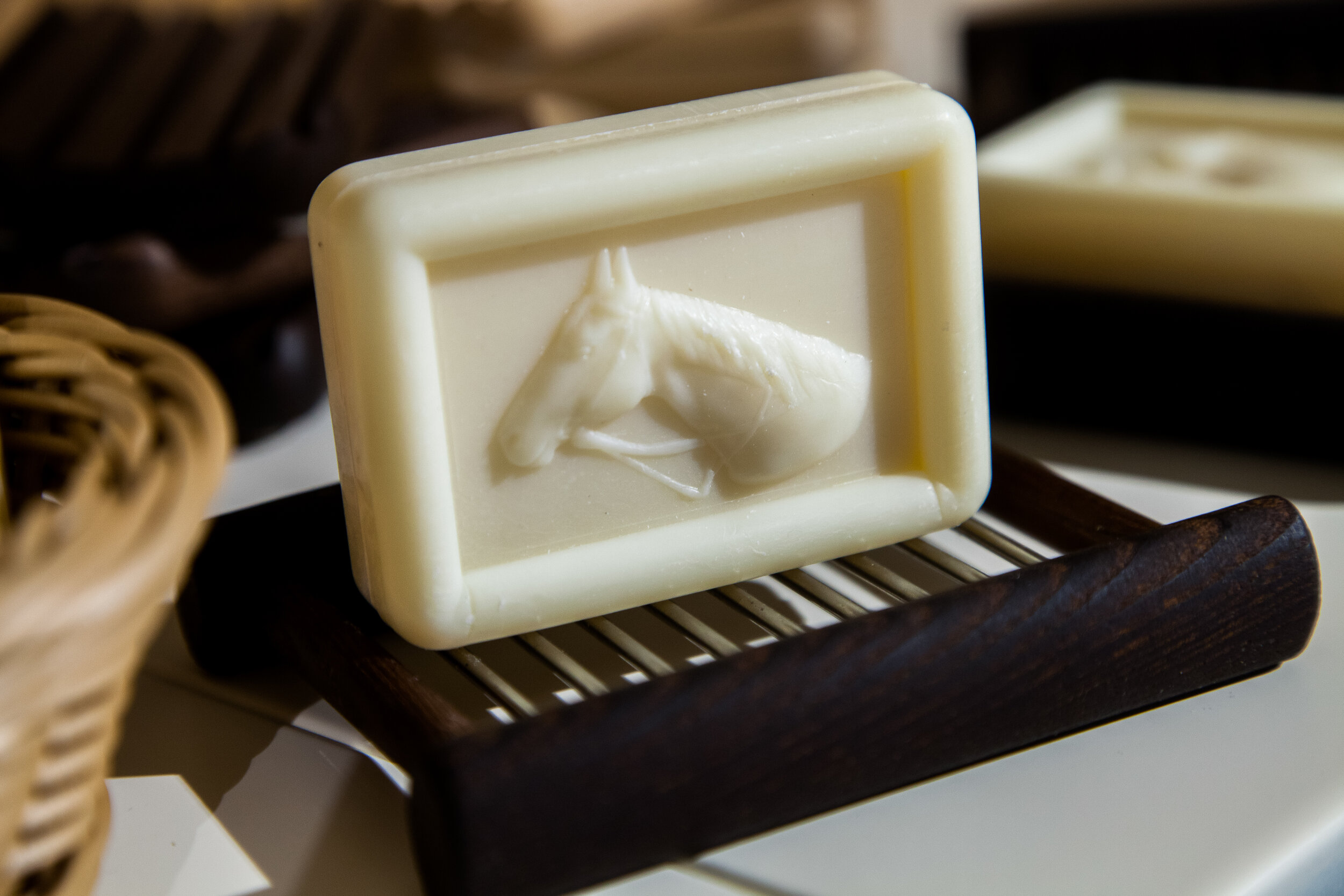 Exquisite bar of soap