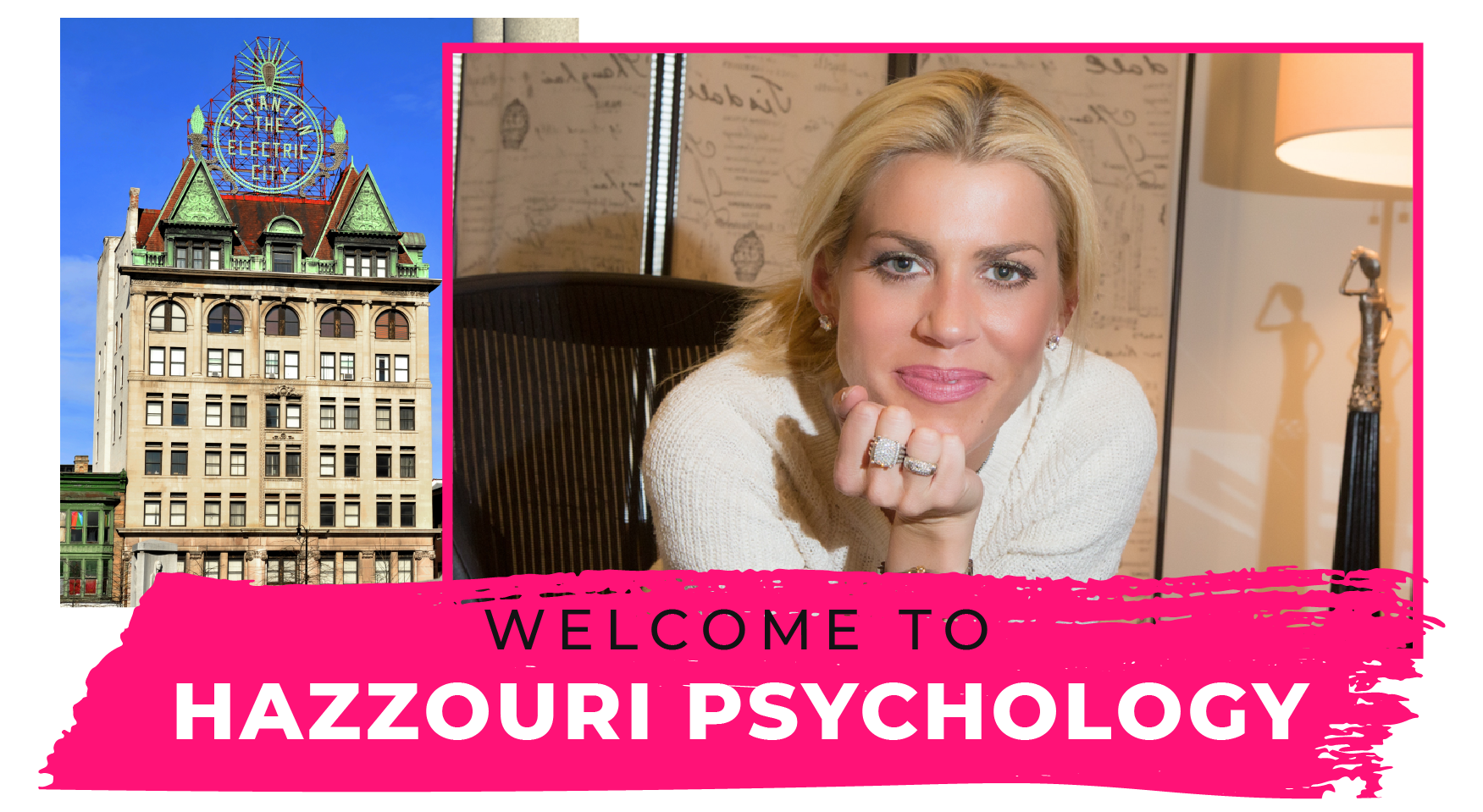 Hazzouri Psychology is a a full-service psychology practice in Scranton, Pennsylvania owned and operated by Dr. Lauren Hazzouri