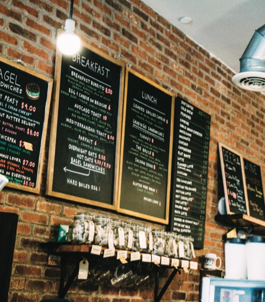 Cafe Beit - 158 Bedford Ave