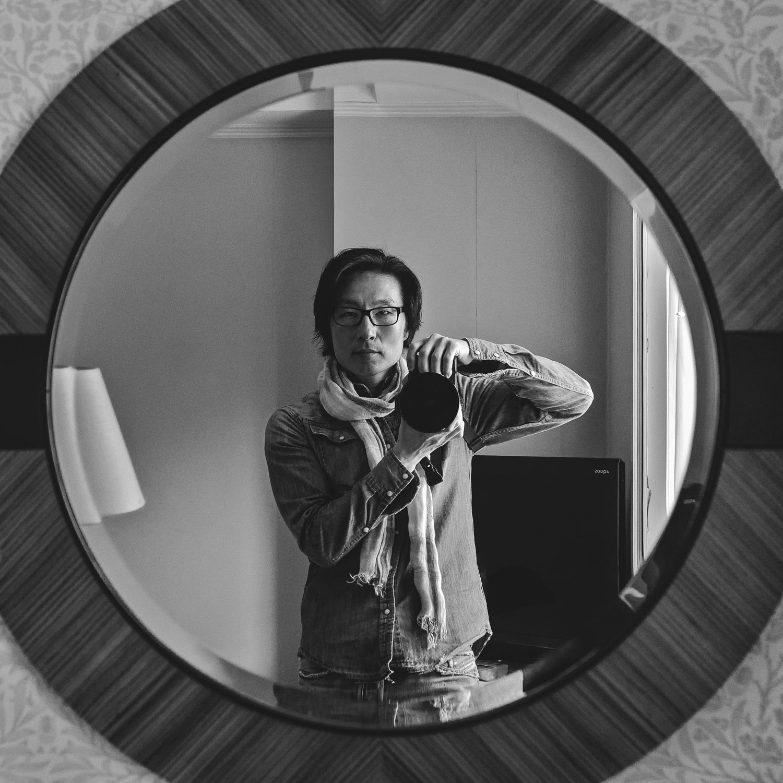 Self Portrait, Tokyo, 2015