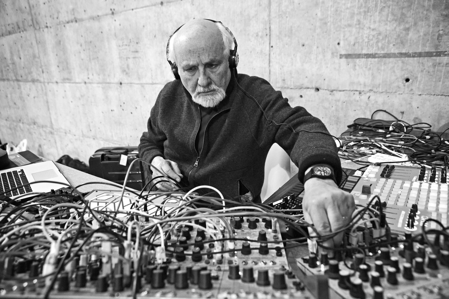 Morton Subotnick-Parades and Changes