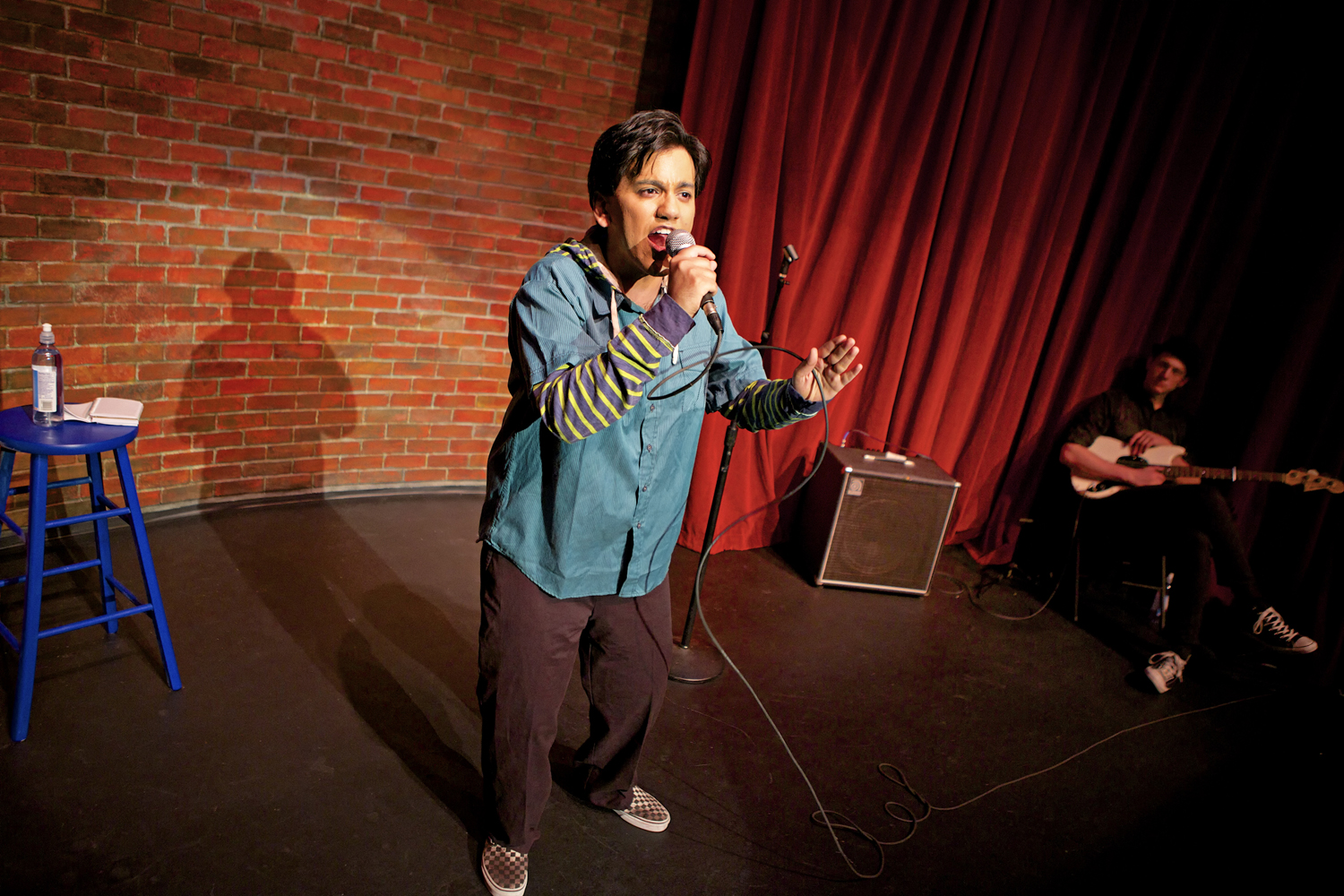 Brahman/I: A One-Hijra Stand-Up Comedy Show