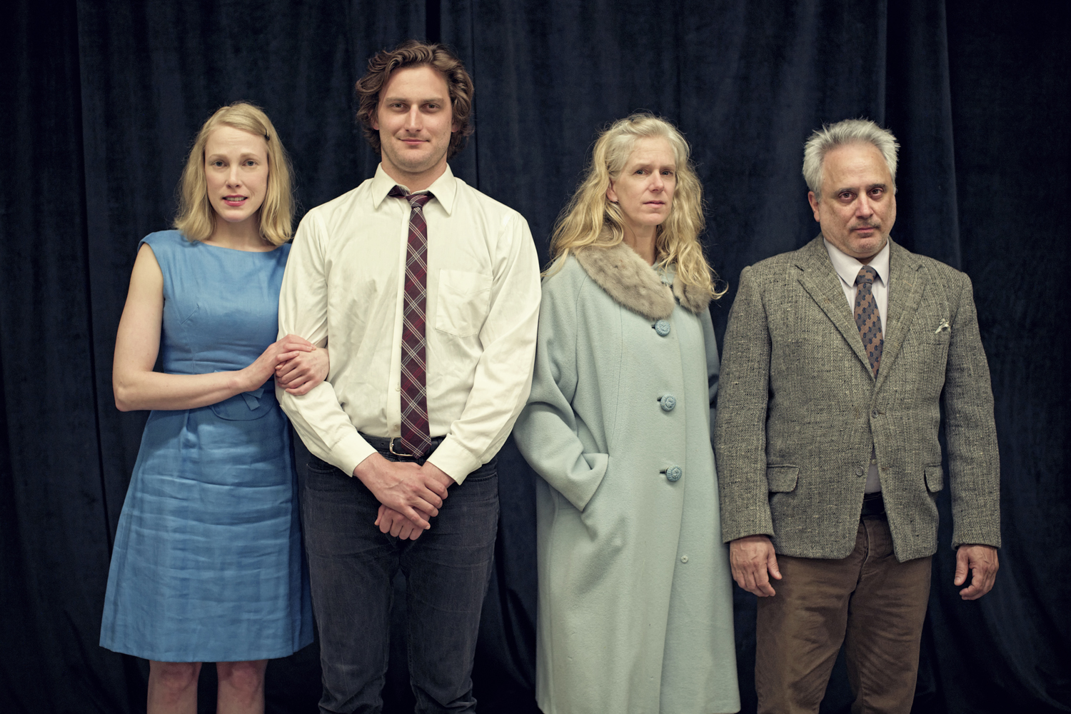 The Cast of Who's Afraid of Virginia Woolf?