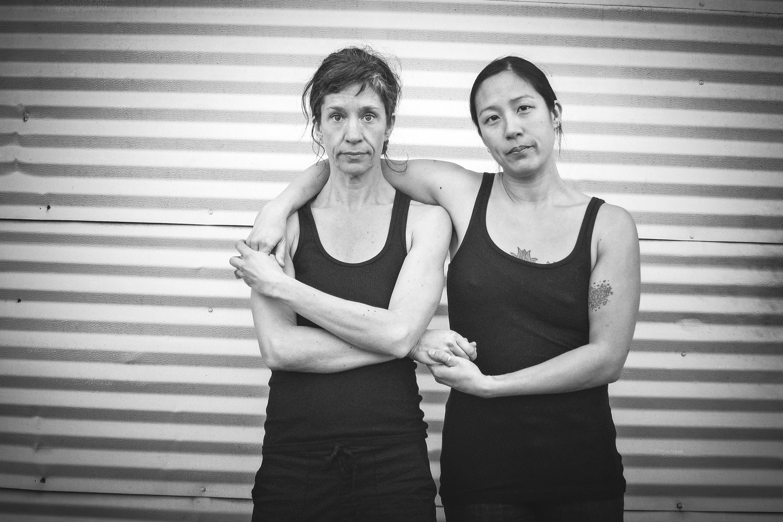 Rowena Richie & Jennifer Chien