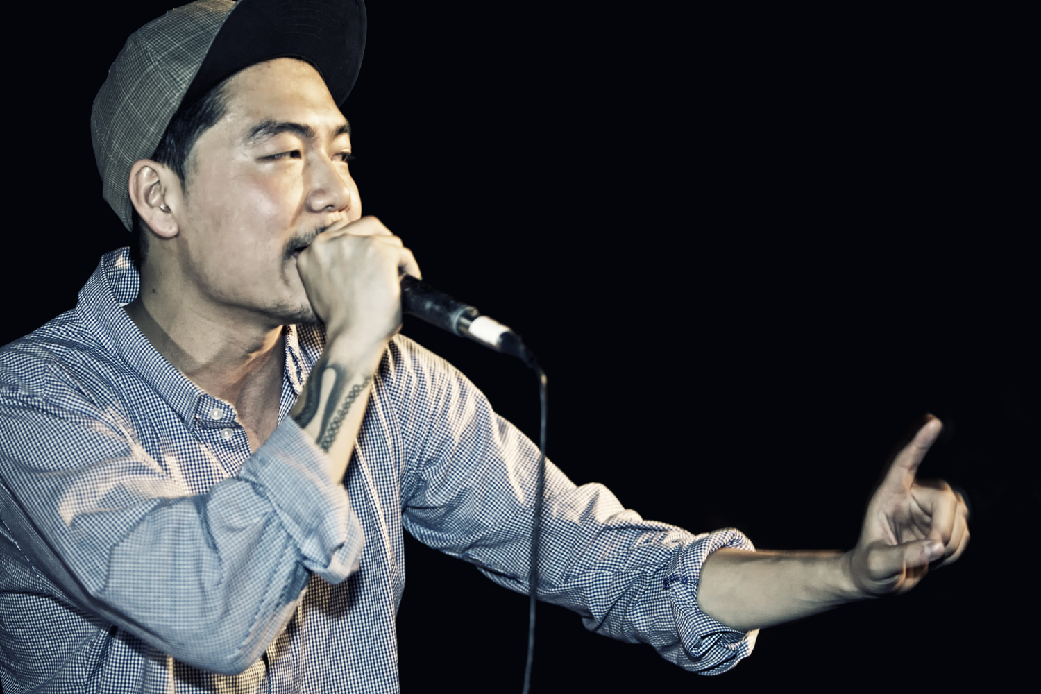 Dumbfoundead-Map the Soul